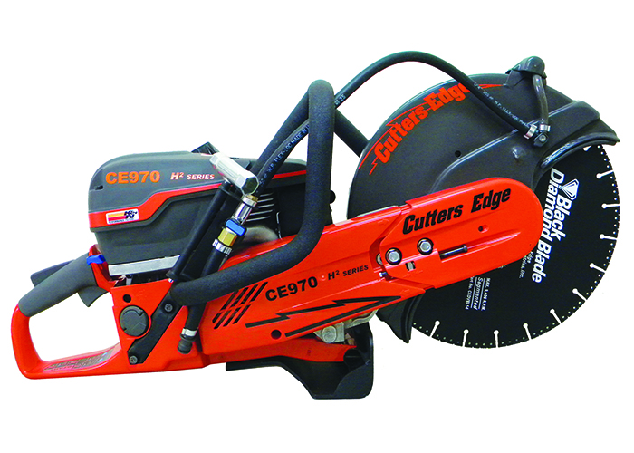 Cutters Edge Introduces H2 Series Rotary Rescue Saws