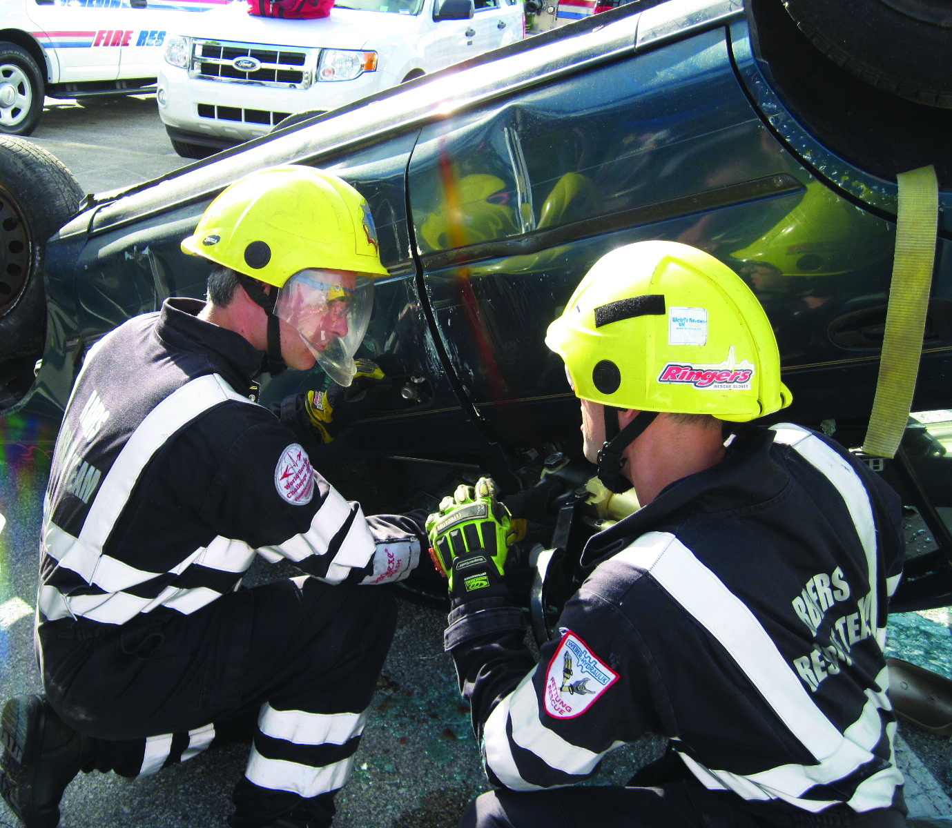World Rescue Challenge is coming to the Fire Service College