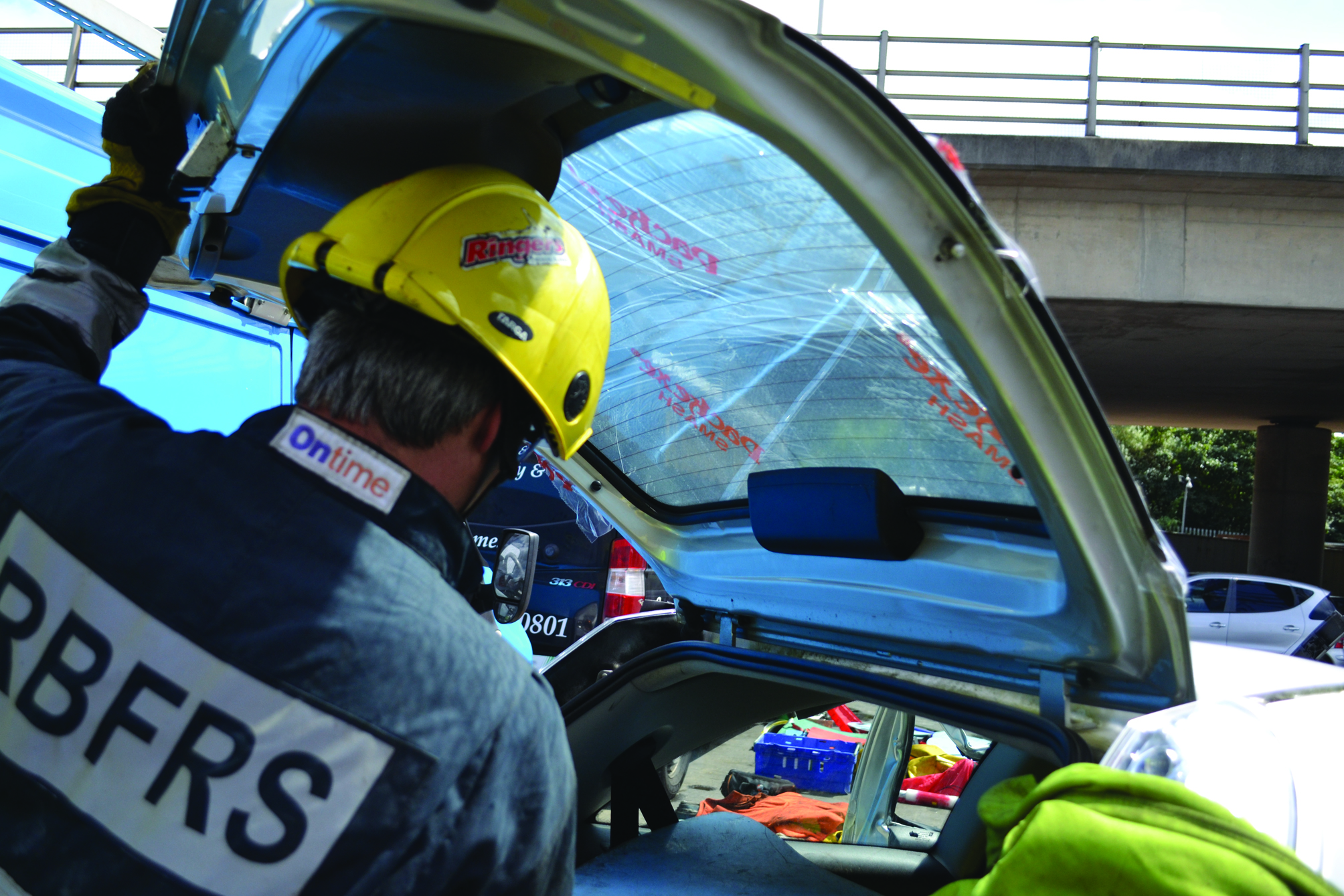 The Team Approach to Road Traffic Collisions