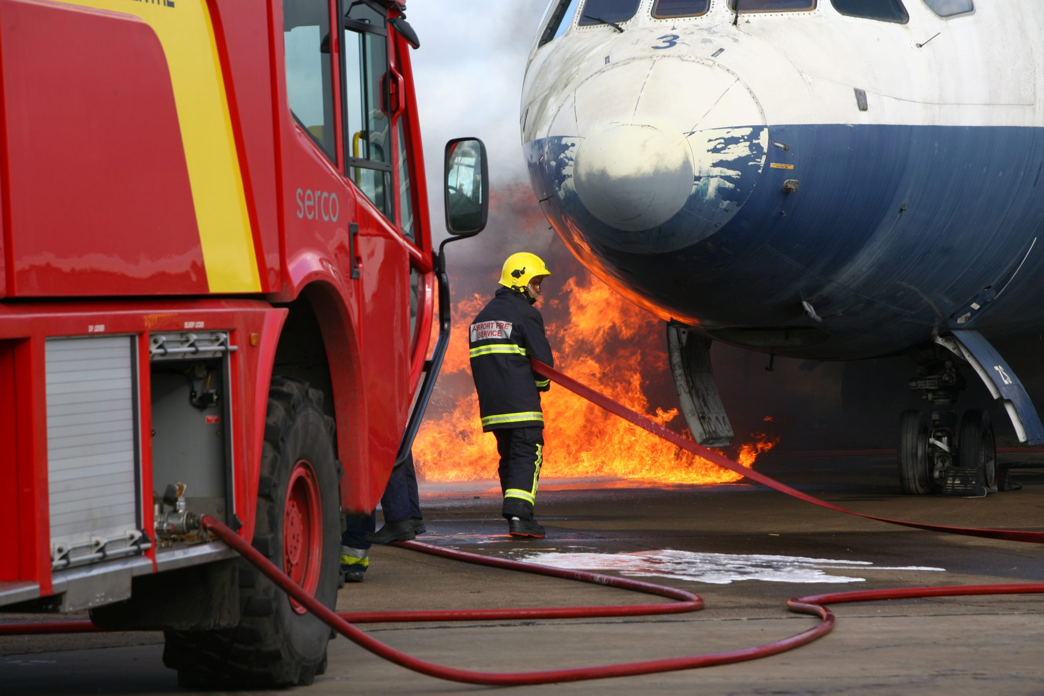 Free Seminars to Demonstrate Potential of Technology and PPE in International Fire Fighting
