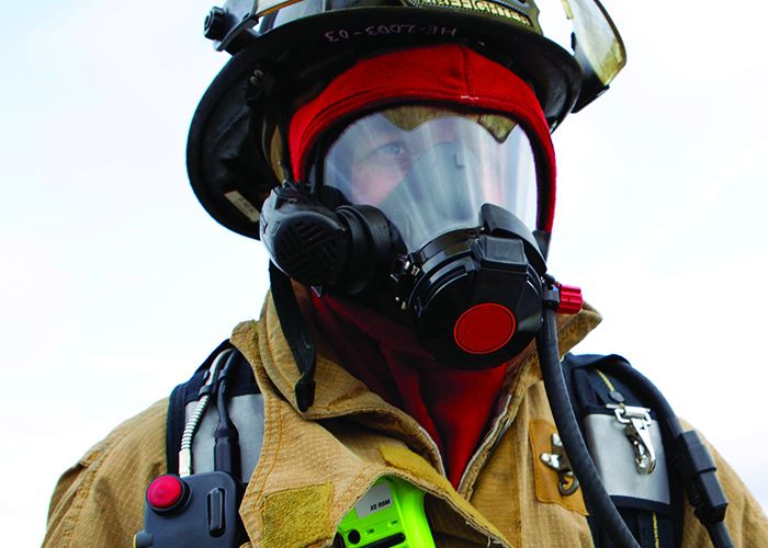 The application of fireground intelligence - MSI IFF SCBA integration