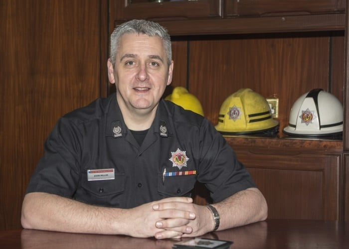 SFRS appoints officer to head service delivery in the East
