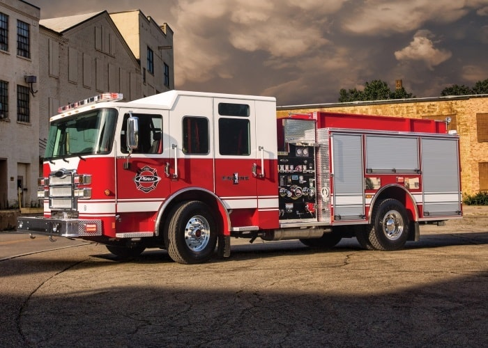 New Pierce Saber and Enforcer Custom Chassis quickly reach and surpass sales milestones