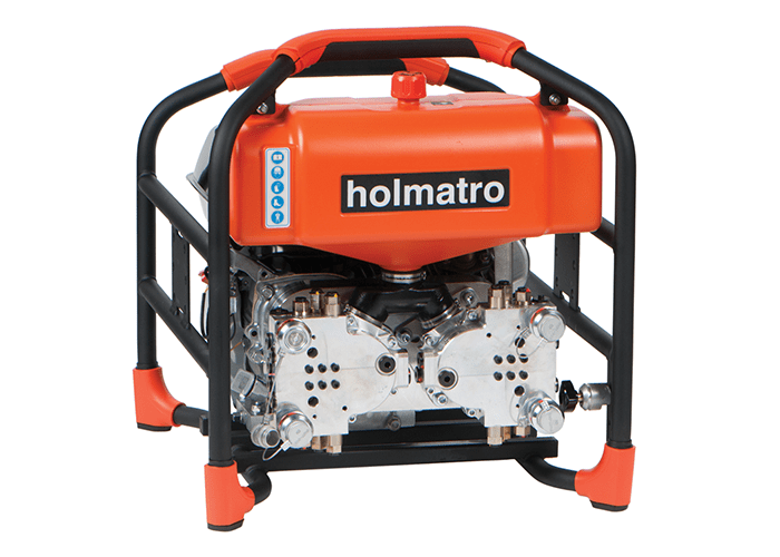 Holmatro adds Quattro pumps to Spider Range for simultaneous operation of 4 tools
