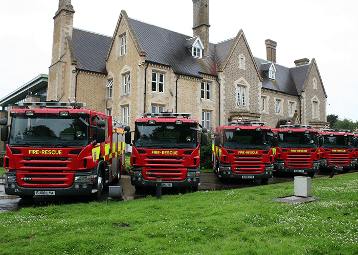 Essex County Fire and Rescue Service standardises on GIS software from Cadcorp