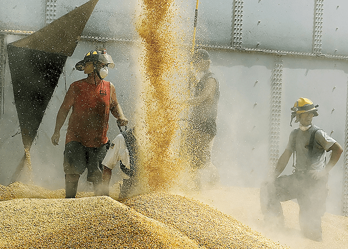 Grain entrapment rescues are complex – are you prepared?