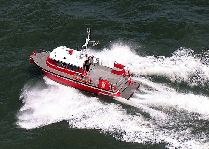 The Marine Pumper: 13 years later and still going strong