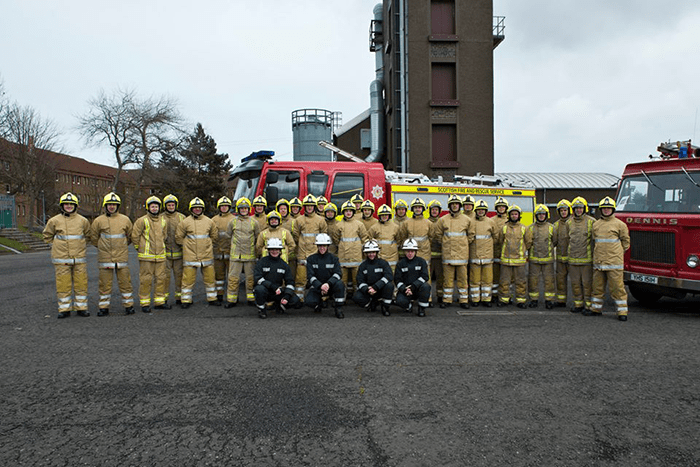 Scottish FRS College Gullane runs its last course