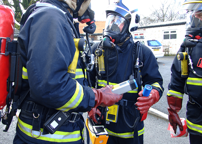 Hazmat and CBRN training systems debut by Argon at Intershutz 2015