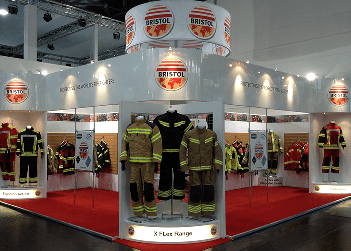 Bristol Uniforms to exhibit at Interschutz