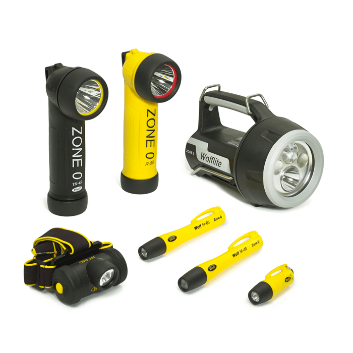 Wolf Safety Product Range - Fit for the Future