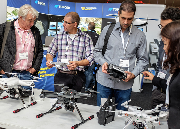 Global forum for commercial and civilian UAVs comes to London
