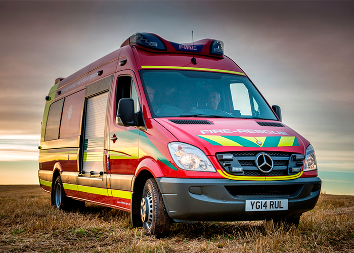 Transforming Our Blue Light Services: Collaborative Working Tops Agenda at The Emergency Services Show