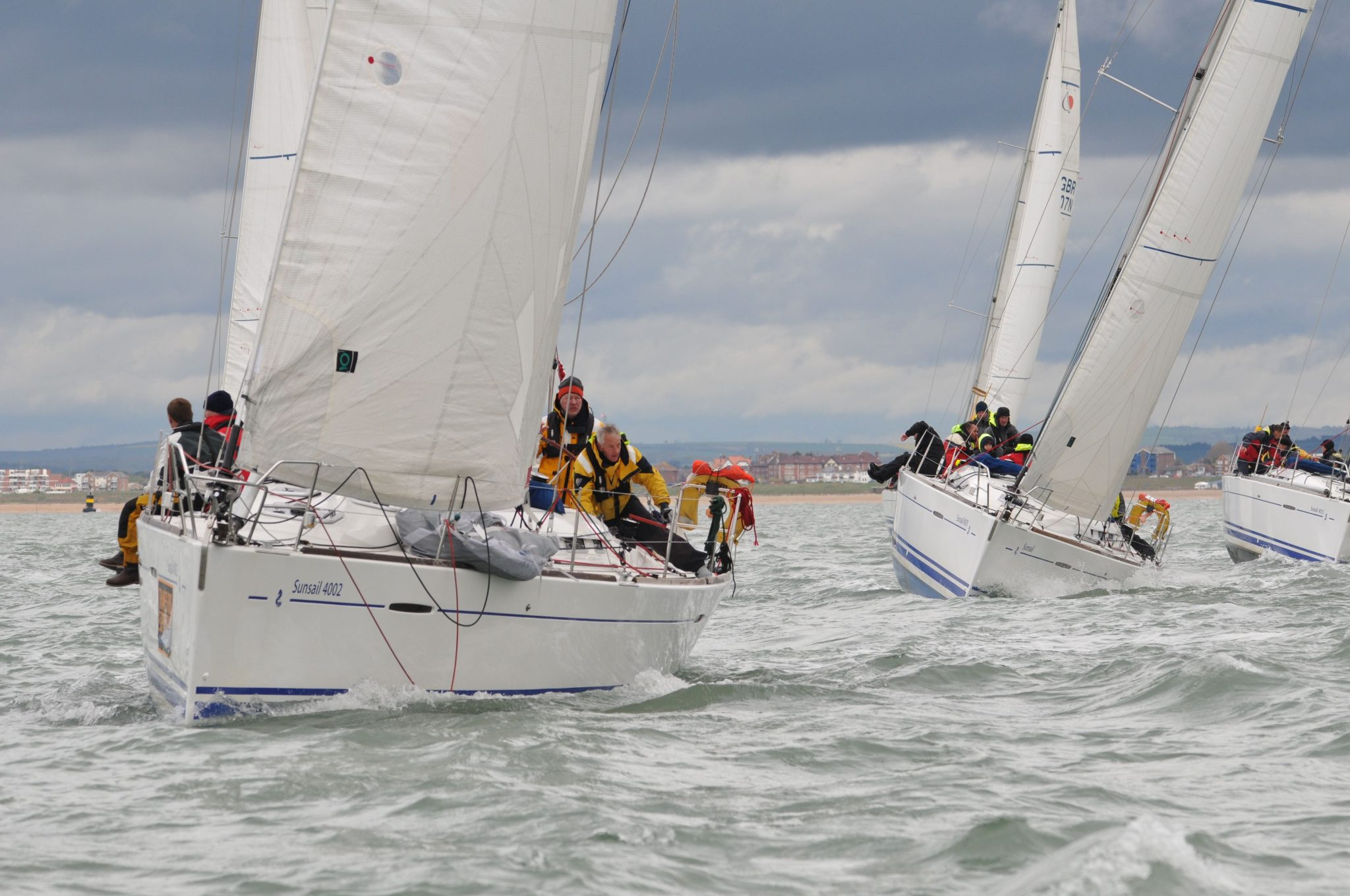 UK Fire Service Sailing Challenge 2016