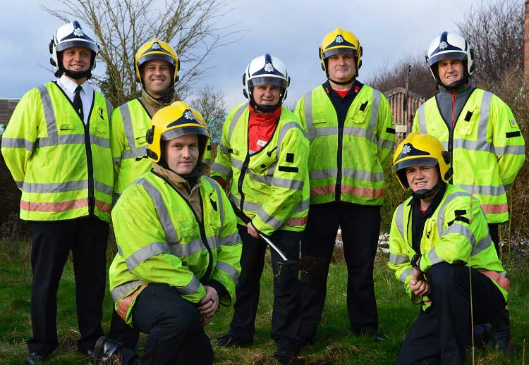 Work on the new Evesham Fire Station begins