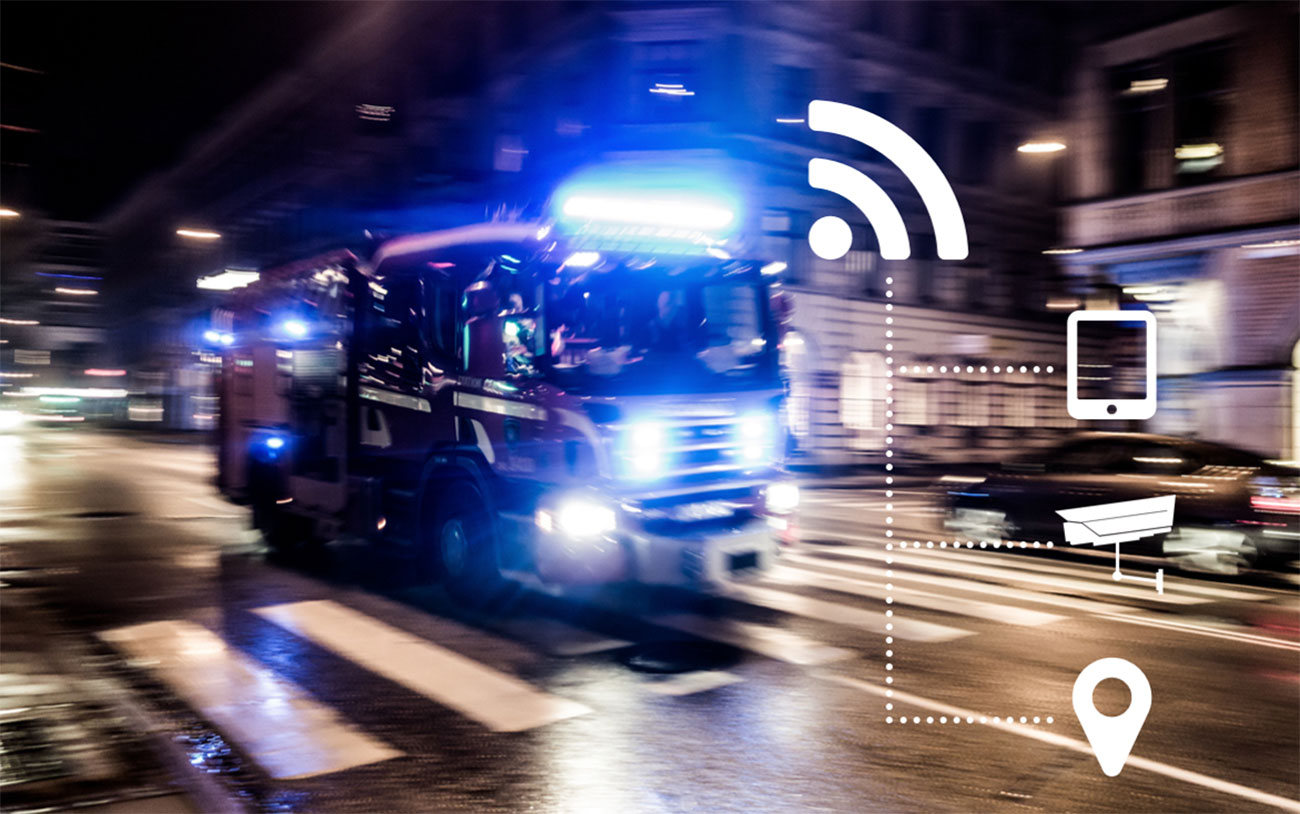 Importance of the Connected Car to Emergency Services