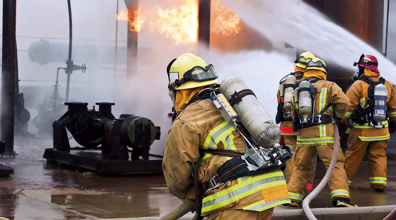 The PPE market has come a long way over the years – it is startling to think back to when fire fighters worked in heavy woollen tunics and rubber pants.
