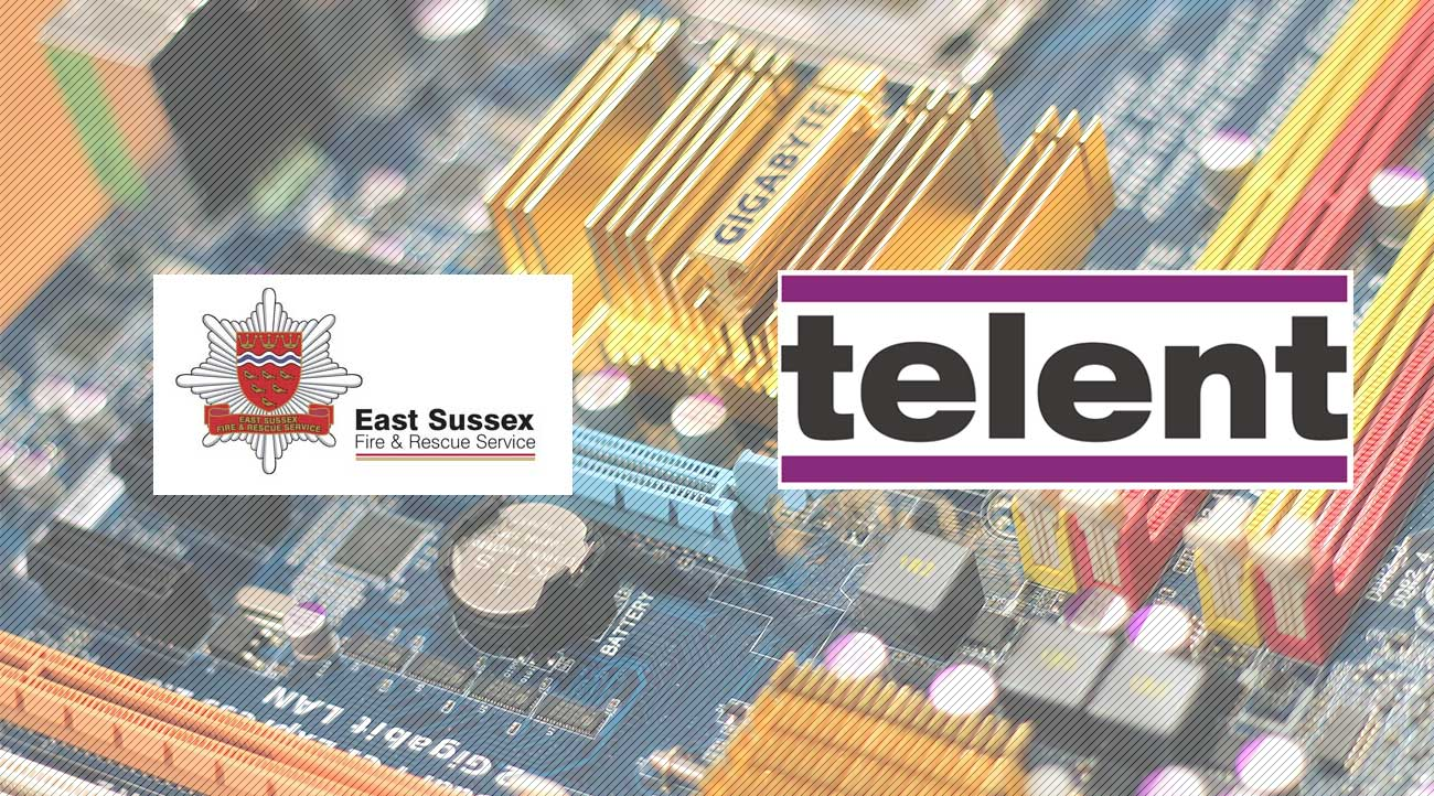 telent to transform East Sussex Fire & Rescue Service's IT Infrastructure