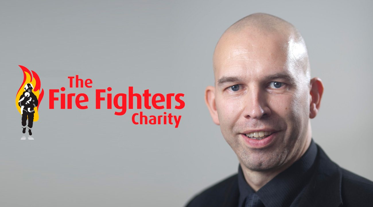The Fire Fighters Charity appoints new Chair of the Trustee Board