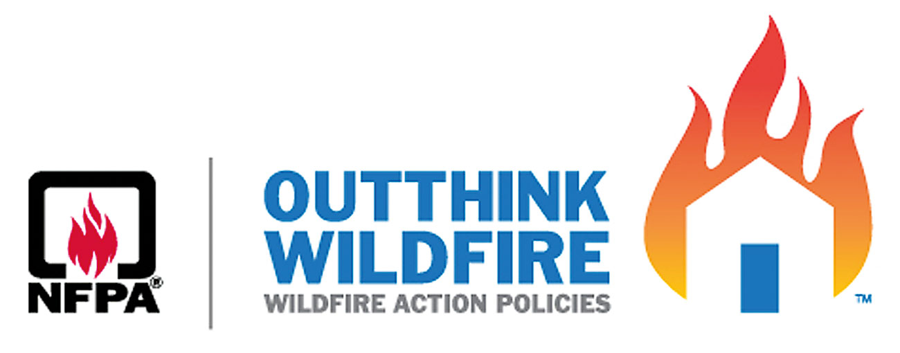 Outthink Wildfire™ is a comprehensive strategy from NFPA that lays out five key policy changes that need to be made at the federal, state, and local levels in the US to end wildfire destruction over the next 30 years.
