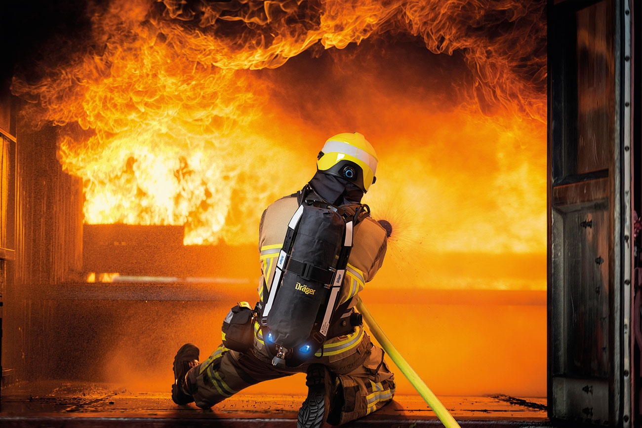 The PSS® AirBoss has been developed over the last ten years to meet the needs of firefighters and emergency responders now and long into the future.