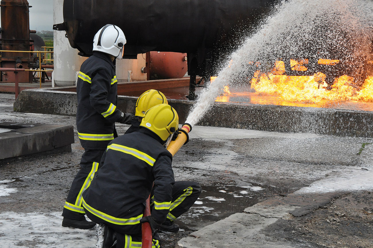 The fire performance of fluorine free foam is trusted by municipal fire brigades across the world.
