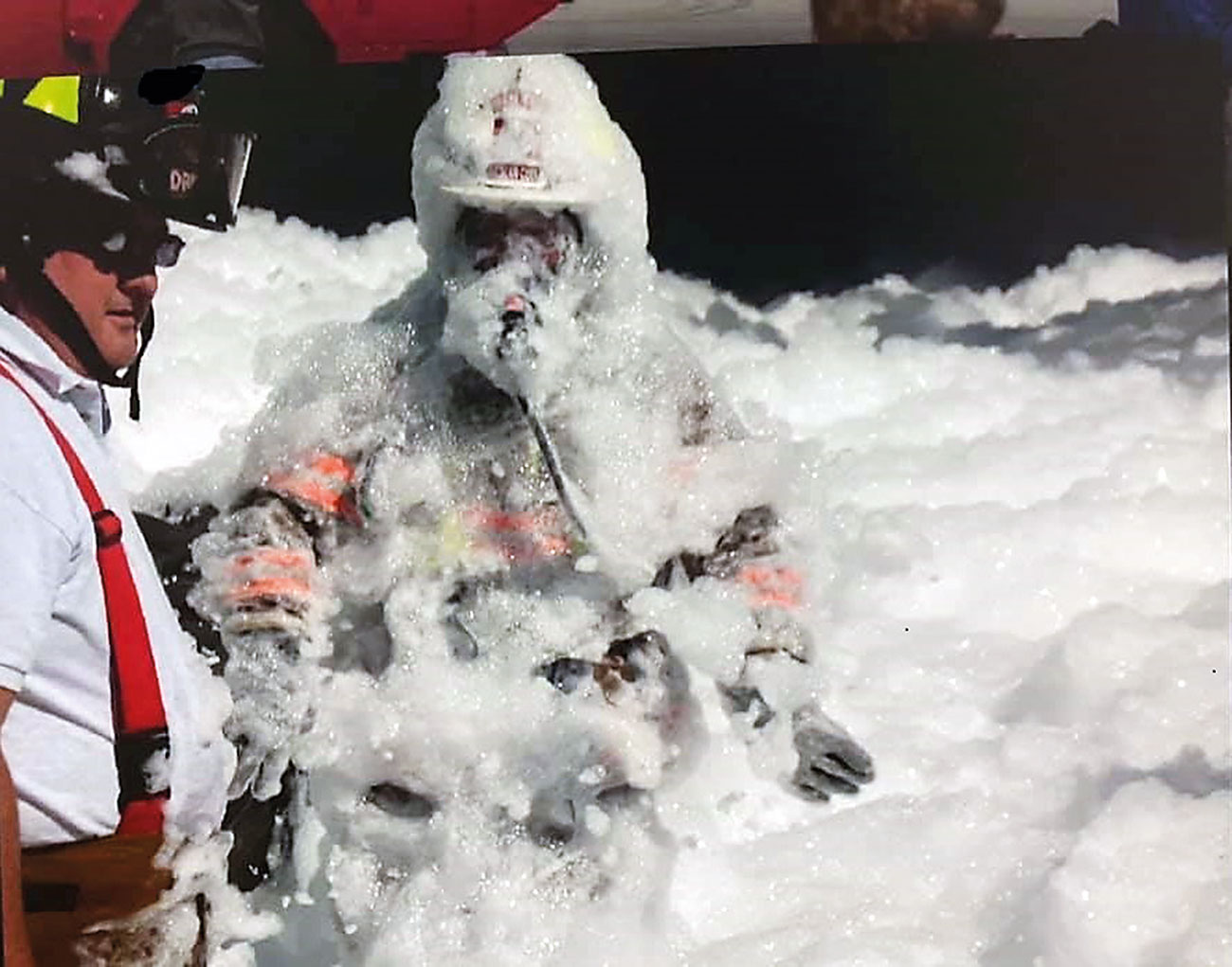 Studies will need to be constructed to consider what PFAS-containing firefighting foam does when covering or coating Personal Protective Equipment (PPE). Independently tested PPE contained more PFAS in the PPE textiles than as required by National Fire Protection Association (NFPA) standards according to a recent study.