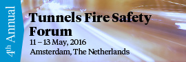 4th Annual Tunnels Fire Safety Forum 2016